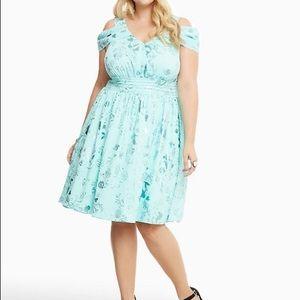 Disney Princess Ariel print swing dress